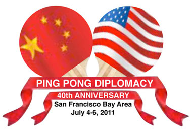 The 40th Anniversary of Ping Pong Diplomacy